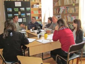 Dezbatere proiect de cooperare